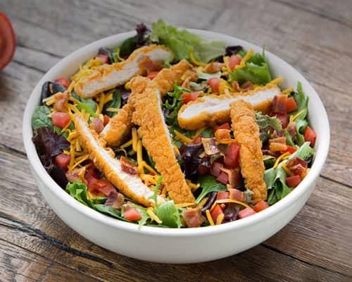crispy-chicken-club-salad